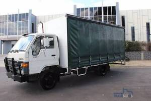 Toyota DYNA 300 Curtainsider 1987 rent to own $140 per week Mount Druitt Blacktown Area Preview