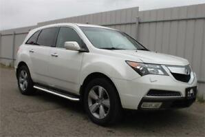 Acura MDX 7 Passenger BC MDX ROCK CHIP FREE Trades- Financing