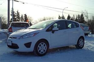 2012 Ford Fiesta SFE FWD **ONLY 75,000Kms**