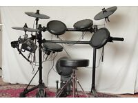 Session DD505 Electronic Drum Kit