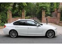 "64 PLATE BMW 320 DIESEL M SPORT xDrive AUTO 42,920 MILES PLUS PACK 19"" ALLOYS"