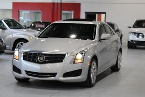 Cadillac ATS LUXURY 4D Sedan 2.5 2013