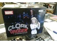 Marvel cloak and dagger figures