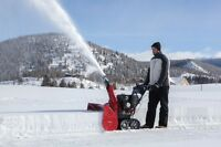 MASSIVE HONDA SNOWBLOWER SALE!!