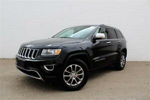 2016 JEEP GRAND CHEROKEE LIMITED | CERTIFIED