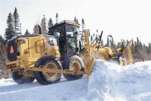 Used Motor Grader Snow Wings & Plows