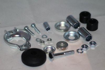 SET Kleinteile Einbau Motorlager Simson S50 S51 S53 S70 S83