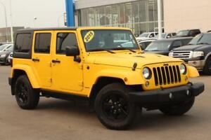 2015 Jeep Wrangler Unlimited Wrangler (CALL TORRE 780-242-5012)