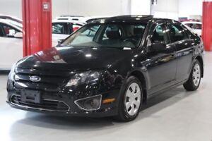 Ford Fusion SE 4D Sedan 2012