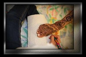 HENNA ARTIST AVAILABLE!