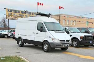 2006 Dodge Sprinter 2500|FREEZER UNIT|Certified|2 Year W