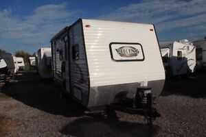 2015 Forest River Viking Travel Trailer