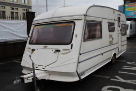 Compass 5 Berth Caravan 1992 Just Arrived £850