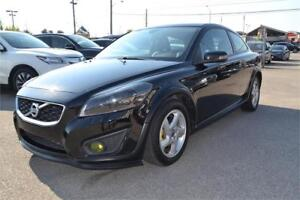 2011 Volvo C30 T5 Sunroof Manual