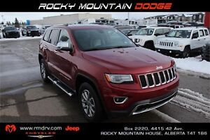 2014 Jeep Grand Cherokee Ltd 4X4 * Accident Response * Leather