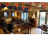 THEMED TEA ROOM AND JAZZ LOUNGE (Ref 144417)