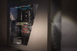 Immaculate Core i7 Win10 Pro Desktop Gaming Machine