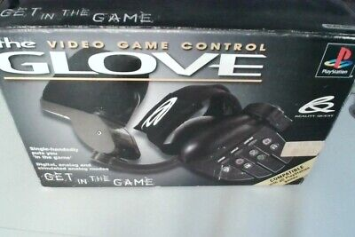 THE VIDEO GAME CONTROL GLOVE PlayStation 1