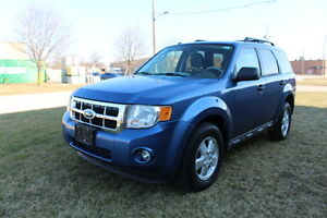 2009 Ford Escape XLT with only 71,000kms - Certified $7,495