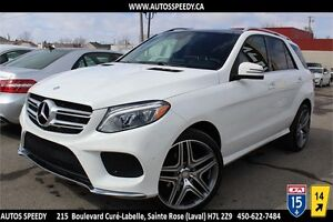 2016 MERCEDES GLE 350d 4MATIC, 16.980 KM NAVIGATION, CAMERA 360