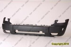Bumper Front Primed With Tow Hook Jeep Liberty 2005-2007