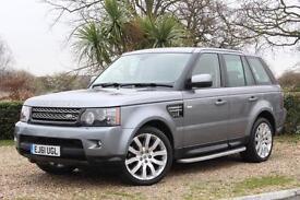 2012 Land Rover Range Rover Sport 3.0 SD V6 4X4 (255bhp) (Luxury Pack) auto HSE