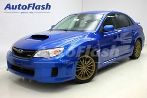 2013 Subaru WRX 2.5 L Turbo AWD 265hp! *Rare!*