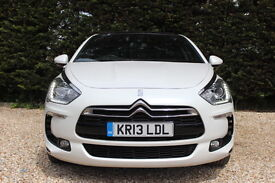 CITROEN DS5 HDI DSTYLE (white) 2013