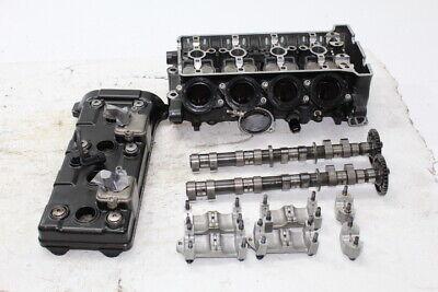 06 07 YAMAHA YZF R6  ENGINE TOP END CYLINDER HEAD CAMS VALVES