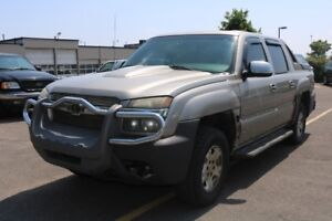 2003 Chevrolet Avalanche THIS VEHICLE IS BEING SOLD AS IS