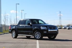 2007 Ford Explorer Sport Trac Limited V8| Sun| Heat Leath| Tonn