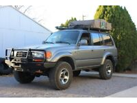Wanted tow bar, rear drawer system for 80 series Land cruiser