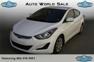 2014 Hyundai Elantra|Bluetooth| Heated Seats