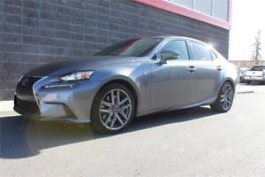 2015 Lexus IS 350 F Sport AWD Series 3  *2 Sets Of Wheels*
