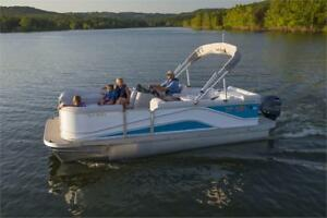 2018 Suncatcher G3 Pontoon Boat - V18C or V20C
