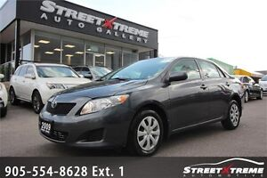 2009 Toyota Corolla CE |AUX|CRUISE CONTROL|AIR CONDITIONING