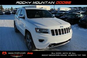 2014 Jeep Grand Cherokee Overland 4WD Accident Response * Heated