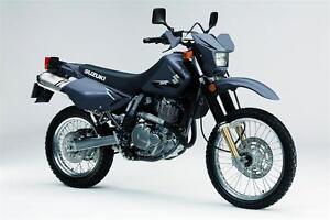 SUZUKI DR650 - 2012