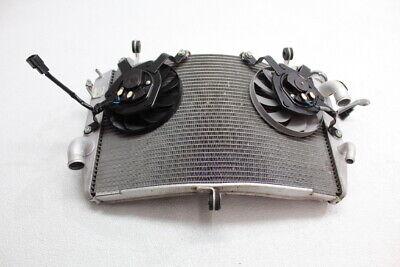 09-14 YAMAHA YZF R1 ENGINE RADIATOR MOTOR COOLER COOLING RADIATER