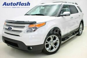 2013 Ford Explorer Limited 3.5L* Toit-Pano_Roof* GPS/Camera*