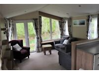 2014 BK Grosvenor static caravan for sale at Percy Wood Country Park at Swarland in Northumberland