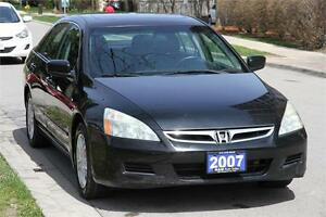 2007 Honda Accord EXL w/ NAVIGATION FULLY LOADED ! MUST SEE !