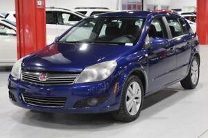 Saturn Astra XR 4D Hatchback 2008