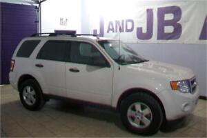 2011 Ford Escape XLT I4 4WD 6AT