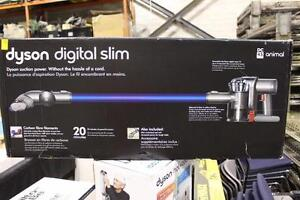 Dyson Digital Slim Vacuum and Hot & Cool Heater /Fan - Sold by Auction !