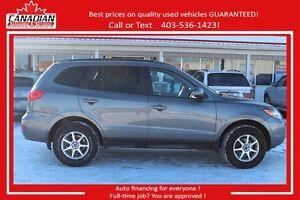 2009 Hyundai Santa Fe GL GREAT SHAPE $9900 LOW KMS