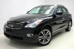2011 Infiniti EX35 * Camera * Cuir/Leather * Toit/Roof *