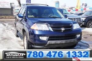 2003 Acura MDX 3.5 4dr 4x4