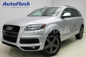 2014 Audi Q7 Sport S-Line 3.0L Supercharged 333hp! Camera