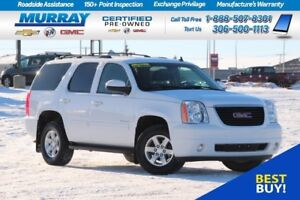 2011 GMC Yukon SLT 4WD*REMOTE START,ASSIST STEPS,SUNROOF*